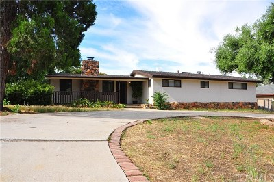 Yucaipa Single Family Home For Sale: 35587 Wildwood Canyon Road