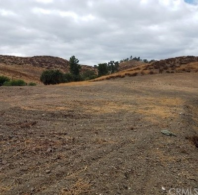 Lake Elsinore Residential Lots & Land For Sale: Strickland