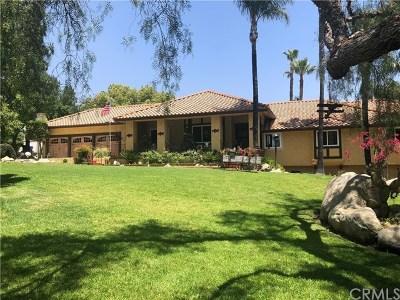 Rancho Cucamonga CA Single Family Home For Sale: $929,000