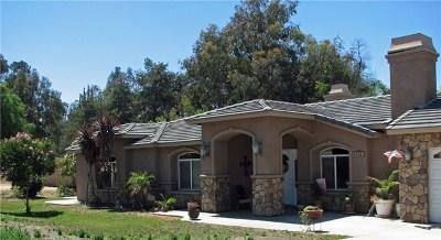 Riverside Single Family Home For Sale: 16563 Fox Glen Road