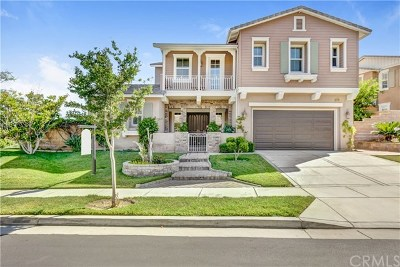 Rancho Cucamonga Single Family Home Active Under Contract: 5238 Pewter Drive