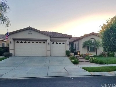 Beaumont Single Family Home For Sale: 11519 Legends Lane