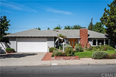 Claremont Single Family Home For Sale: 1939 Chapman
