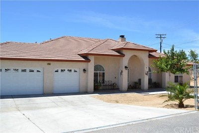 Single Family Home For Sale: 17569 Sequoia Street