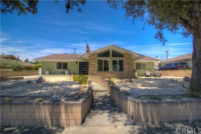 Claremont Single Family Home For Sale: 785 Occidental Drive