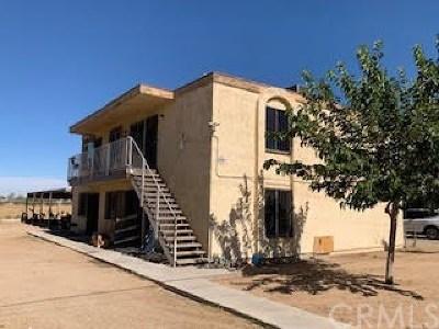 Adelanto Multi Family Home Active Under Contract: 18385 Jonathan Street