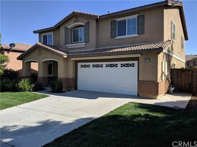 Lake Elsinore Single Family Home For Sale: 53217 Beales Street
