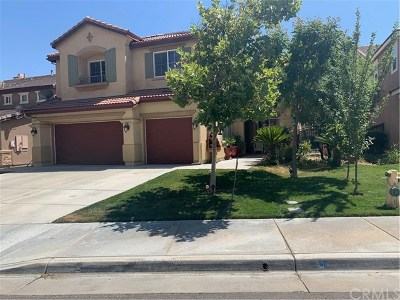Beaumont Single Family Home For Sale: 1355 Aztec Court