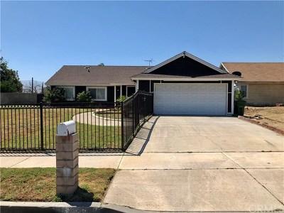 Moreno Valley Single Family Home For Sale: 22691 Abington Place