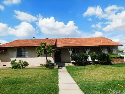 Single Family Home For Sale: 1301 S Azusa Avenue