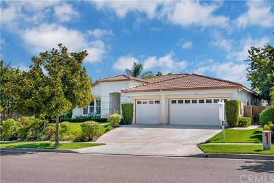 Corona Single Family Home For Sale: 4157 Morales Way