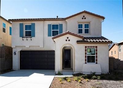 Corona Single Family Home For Sale: 24536 Acadia Drive