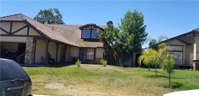 Moreno Valley Single Family Home For Sale: 25637 Brodiaea Avenue