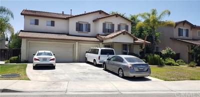 Riverside Single Family Home For Sale: 19565 Denair Court