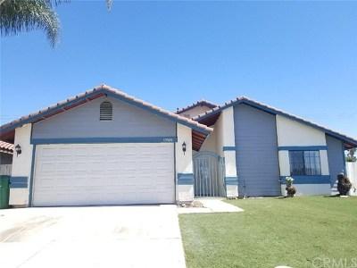 Moreno Valley Single Family Home For Sale: 13509 Vellanto Way