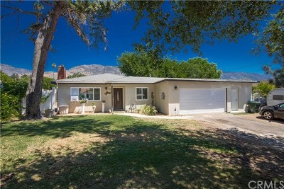 Upland Single Family Home For Sale: 855 W 23rd Street