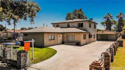 San Bernardino Single Family Home For Sale: 1519 Magnolia Avenue