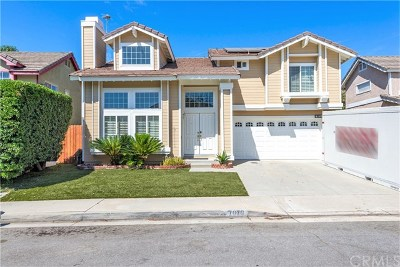 Rancho Cucamonga Single Family Home For Sale: 7070 Pizzoli Place