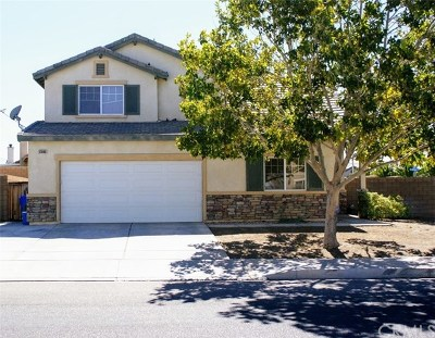 Victorville Single Family Home For Sale: 13680 Princeton Drive