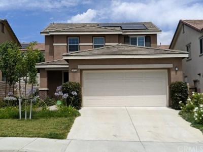 San Bernardino Single Family Home For Sale: 3673 Bilberry Road