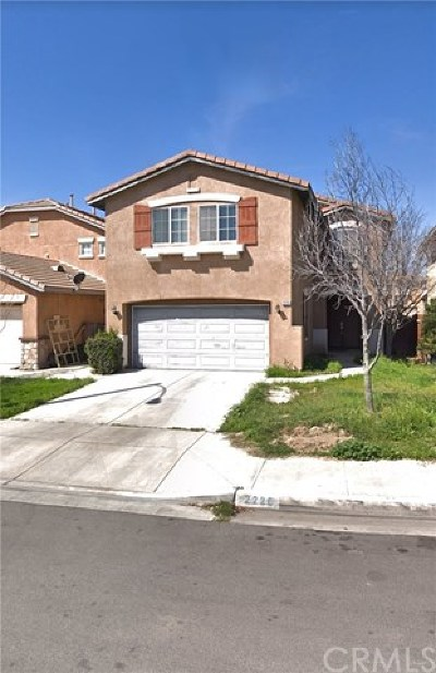 Perris Single Family Home For Sale: 2226 Flash Court