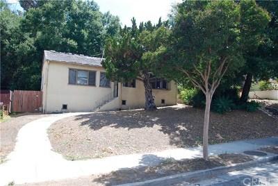 Pasadena Single Family Home For Sale: 54 W Glenarm Street