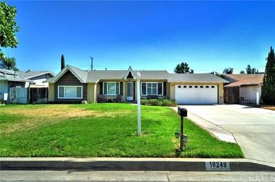 Rancho Cucamonga Single Family Home For Sale: 10249 Dorset Street