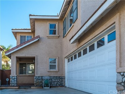 Corona Single Family Home For Sale: 854 Forester Drive