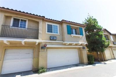 Moreno Valley Condo/Townhouse For Sale: 25812 Iris Avenue #B
