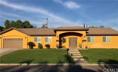 San Bernardino Single Family Home For Sale: 3915 La Hacienda Drive