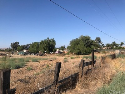 Riverside Residential Lots & Land For Sale: Wood/Lurin Street