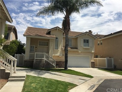 Chino Hills Single Family Home For Sale: 4424 Twin Peaks Court