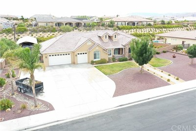Apple Valley CA Single Family Home For Sale: $544,900