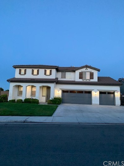 Eastvale Single Family Home For Sale: 6389 Fern Court