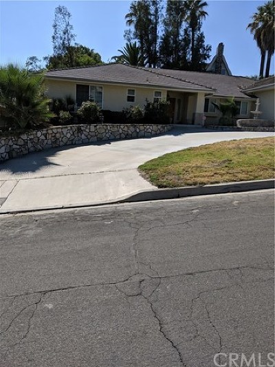 San Bernardino Single Family Home For Sale: 4064 Conejo Drive