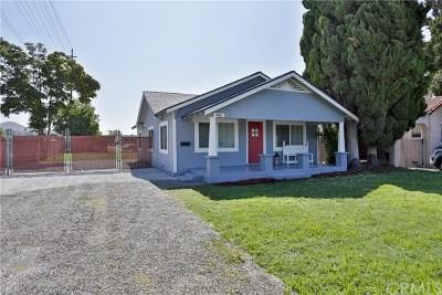 Riverside Single Family Home For Sale: 6300 Brockton Avenue