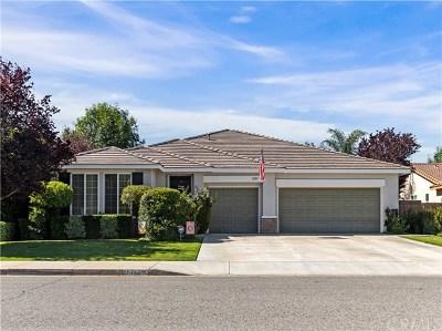 Menifee Single Family Home For Sale: 27113 Tosa Lane