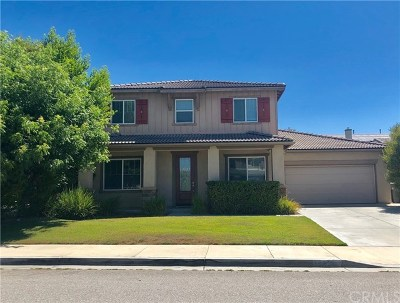 Moreno Valley Single Family Home For Sale: 13064 Creekside Way
