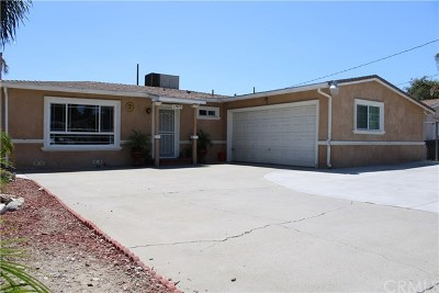 Fontana Single Family Home For Sale: 17449 Fairview Road