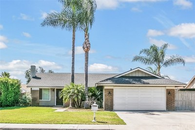 Chino Single Family Home For Sale: 6011 Alfredo Street