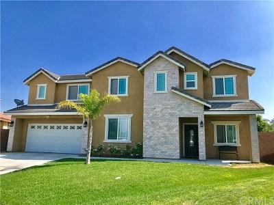 Fontana Single Family Home For Sale: 16637 Atlas Lane