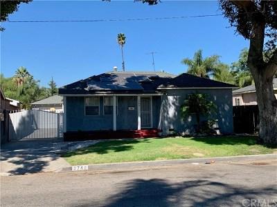 San Bernardino Single Family Home For Sale: 2748 N H Street