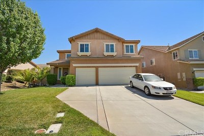 San Bernardino Single Family Home For Sale: 18088 Tanzanite Road