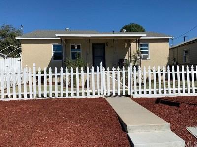 Lake Elsinore Single Family Home For Sale: 803 W Heald Avenue