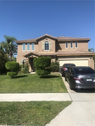 Colton Single Family Home For Sale: 1321 Redlands Avenue
