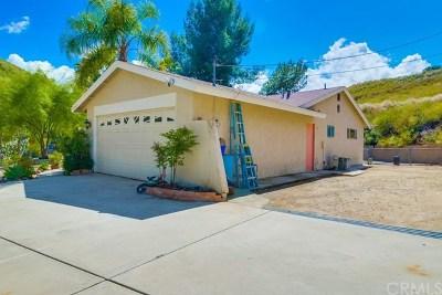 Corona Single Family Home For Sale: 8640 Glen Road