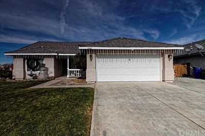 Adelanto Single Family Home For Sale: 11408 Dartmouth Court