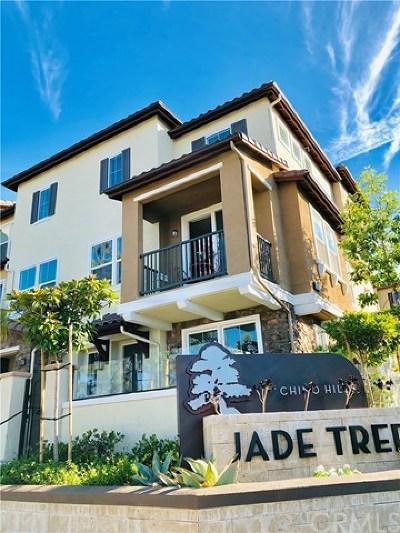 Chino Hills Condo/Townhouse For Sale: 16103 Saggio Lane
