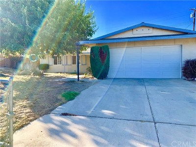 Victorville Single Family Home For Sale: 15700 Fresno Court