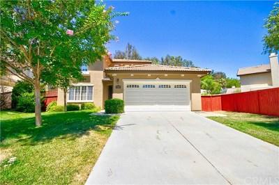 Canyon Lake, Lake Elsinore, Menifee, Murrieta, Temecula, Wildomar, Winchester Rental For Rent: 32440 Pensador Street